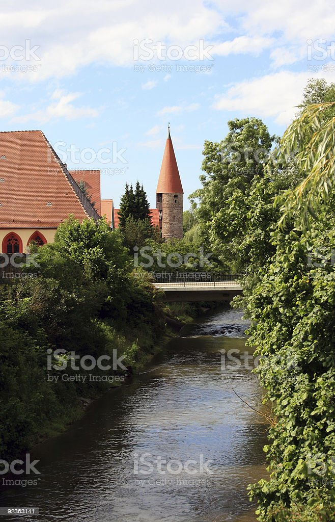 Stadtlandschaft royalty-free stock photo