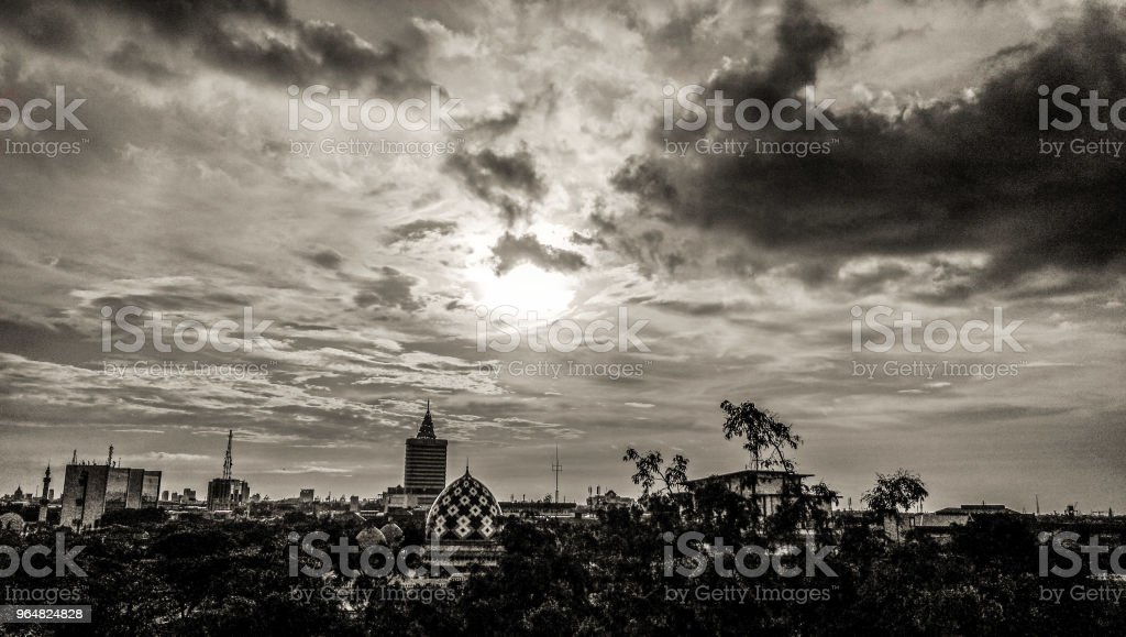 Cityscape royalty-free stock photo