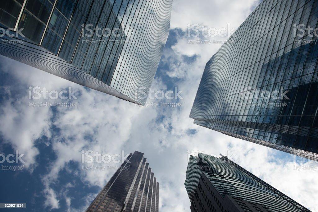 Cityscapes stock photo