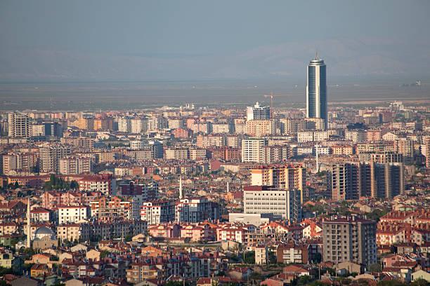 cityview von Konya, Türkei – Foto