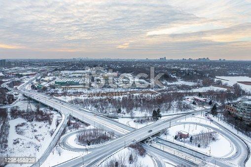 istock Cityview of Toronto 1298468939
