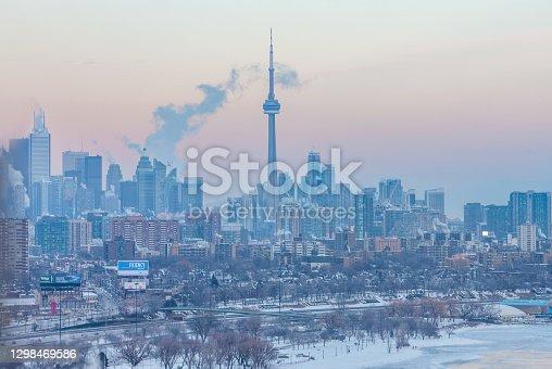 istock Cityview of Toronto 1298469586