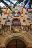 istock Ciutadella de Menorca. City Hall 1268231004