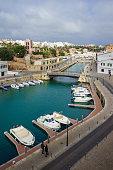 istock Ciutadella de Menorca, Marina Sa Setaria 1268230804