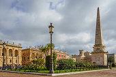istock Ciutadella de Menorca,Plaza d'es Born 1268230916