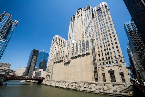 Civic Opera House, Chicago