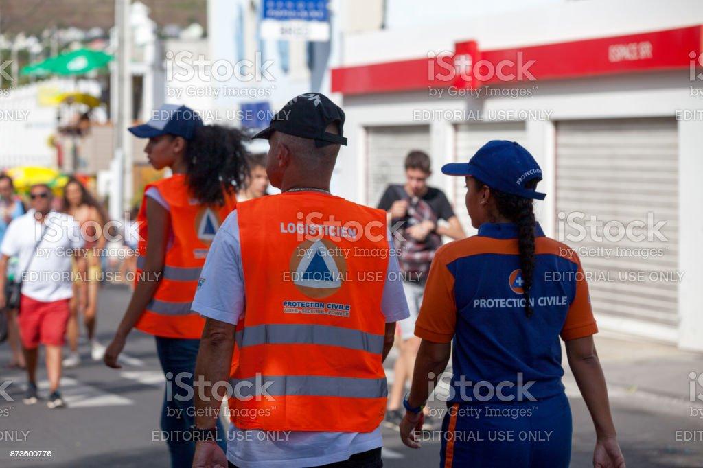 Patrouille de Protection civile - Photo