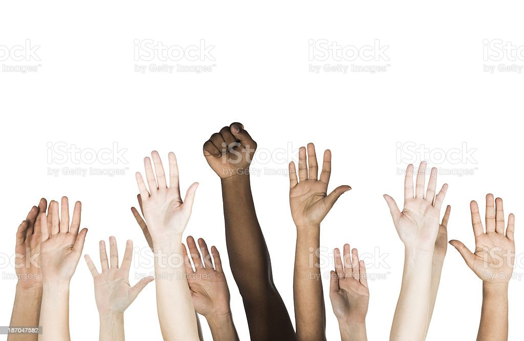 Civil Rights stock photo