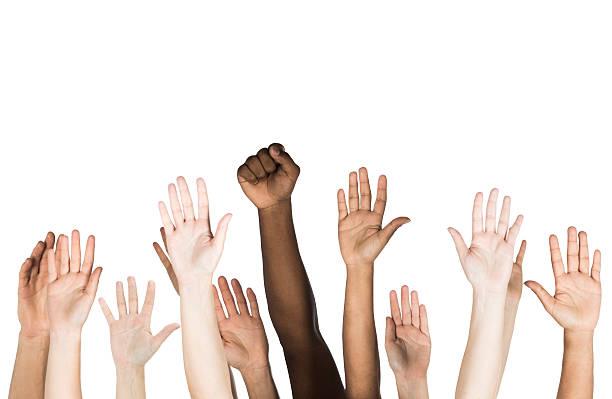 civil rights - black power 個照片及圖片檔