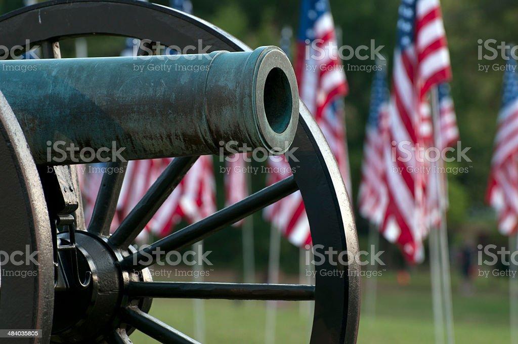 Bürgerkrieg Cannon – Foto
