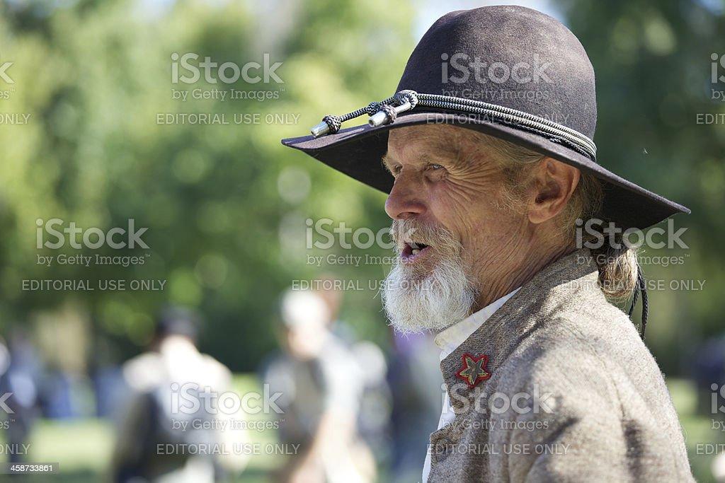 Civil War stock photo