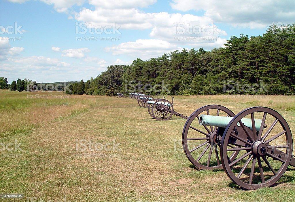 Civil War_2 royalty-free stock photo