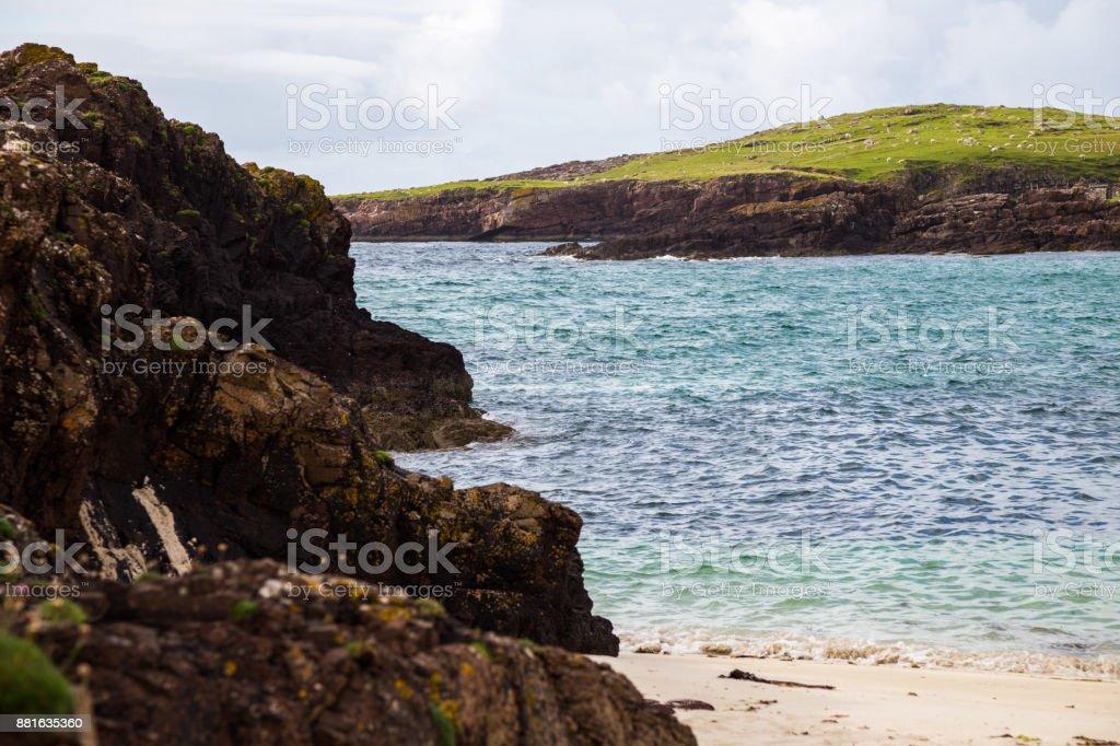 Clachtoll Beach, Großbritannien – Foto