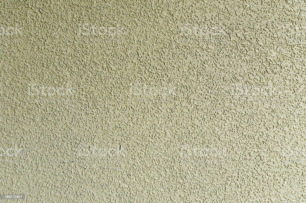 Cladding stucco wall royalty-free stock photo