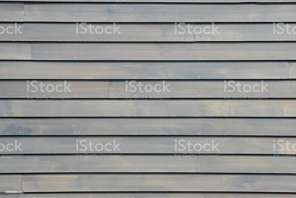 Bardeau de bois House Siding de la nouvelle gris fond, élément de Design - Photo