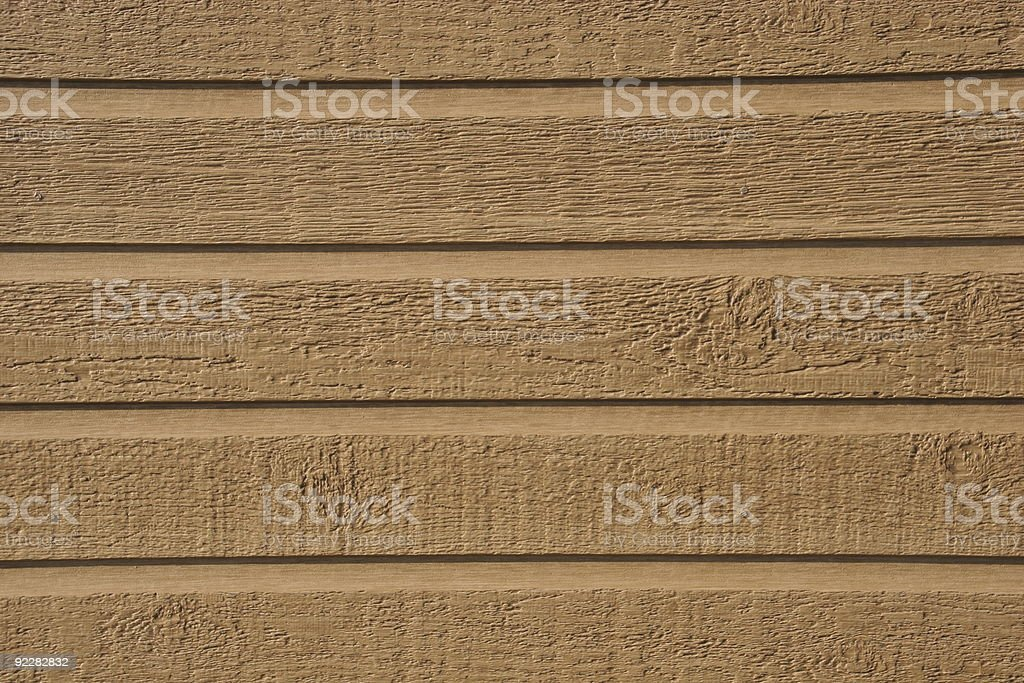 Clapboard siding royalty-free stock photo