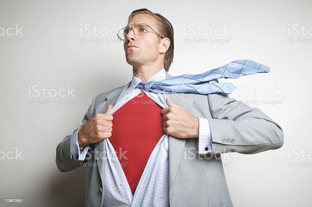 Foto de Clark Kent Italianada Trabalhador De Escritório