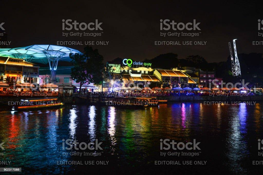 Clarke Quay – Foto