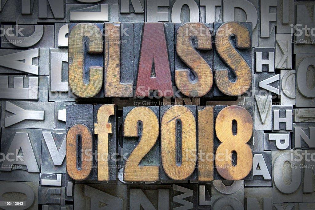 Klasse von 2018 – Foto