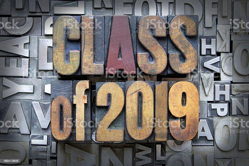 Klasse von 2019 – Foto