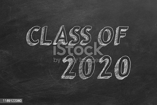 istock Class of 2020 1189122060