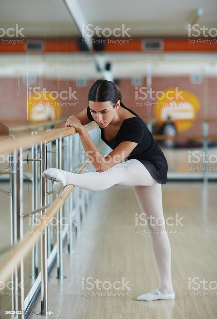 Class of ballet foto royalty-free