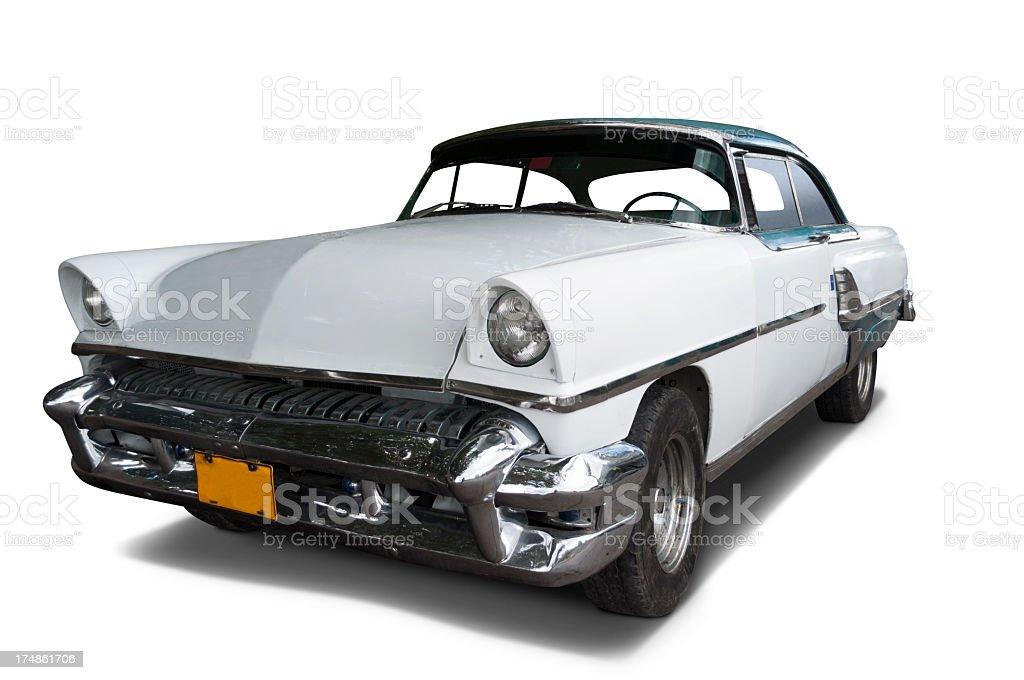 Classic 1955 Mercury Monterey royalty-free stock photo