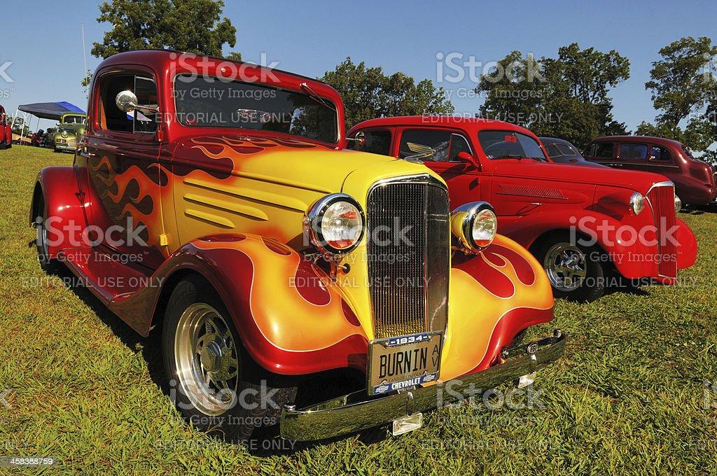 Klassische Amerikanische Autos Auf Dem Display Auf Frog Follies Auto Show Stockfoto Und Mehr Bilder Von Altertumlich Istock