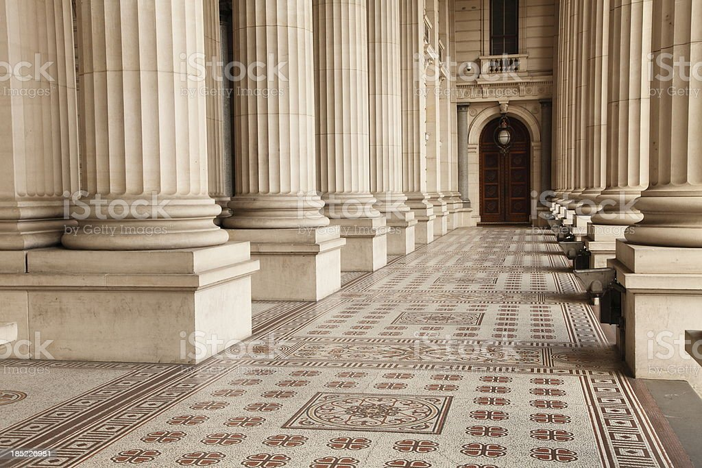Classic Architecture stock photo