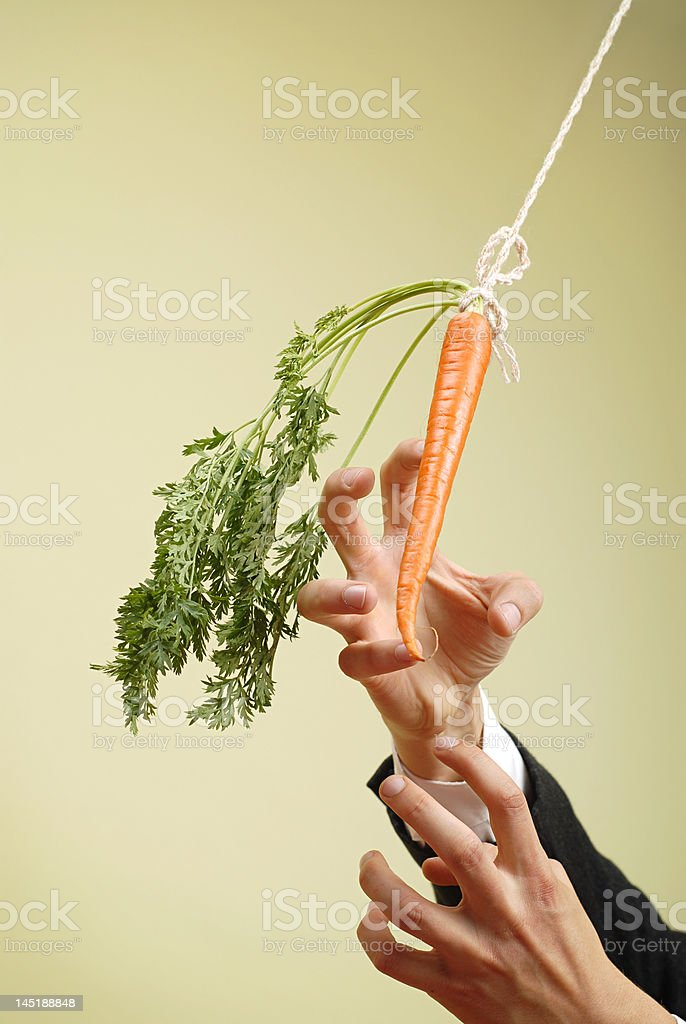 Classic bait and switch royalty-free stock photo