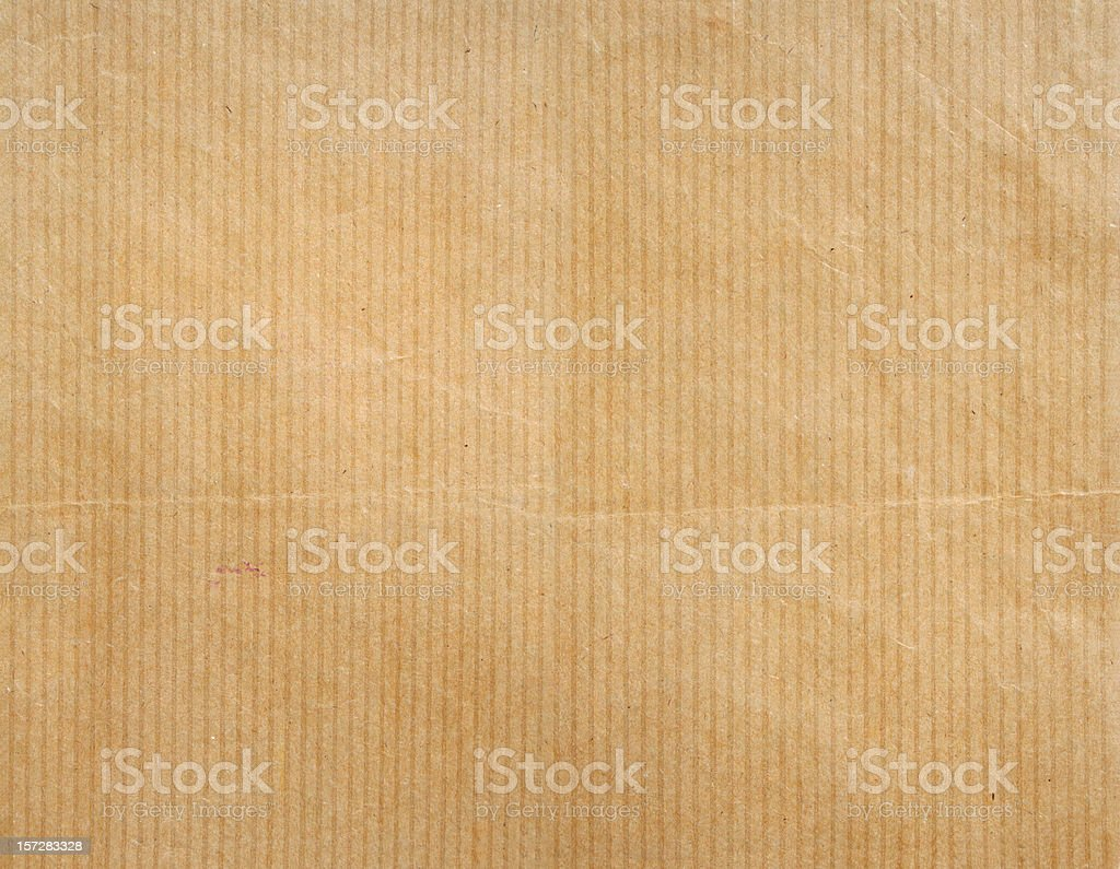 classic brown paper stock photo