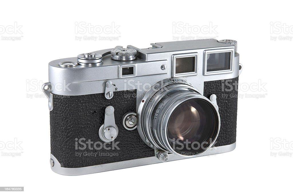 Classic Camera royalty-free stock photo