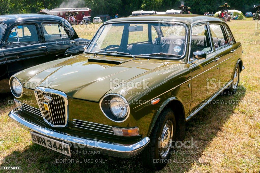 Classic Car at Prestwood steam Rally, Buckinghamshire, UK stock photo