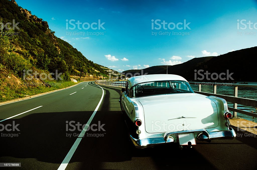 Classic Car Lizenzfreies stock-foto
