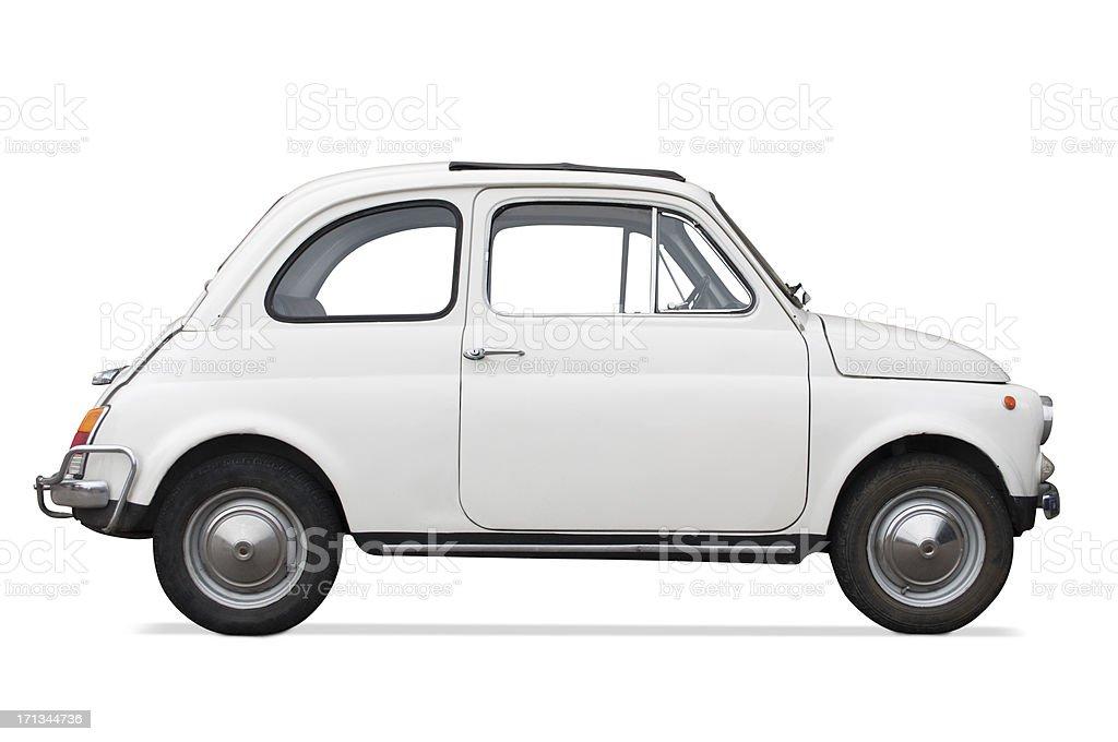 Klassische Fiat 500 – Foto