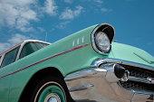 US Classic Car