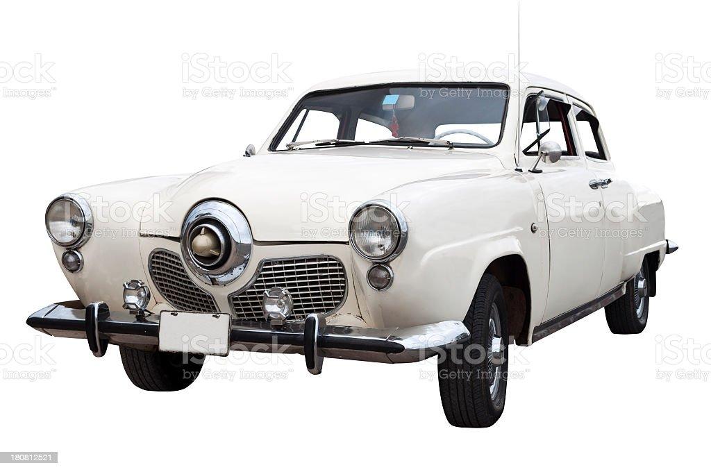 Classic car royalty-free stock photo
