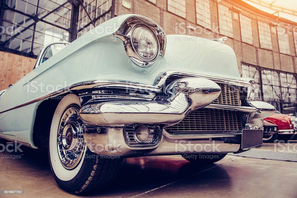 classic car. royalty-free stock photo