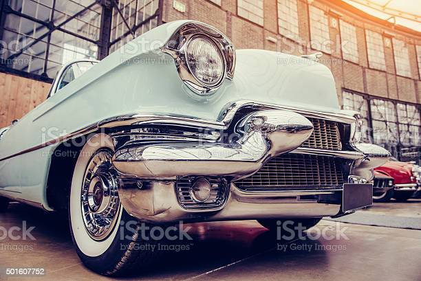 Classic Car Stock Photo - Download Image Now