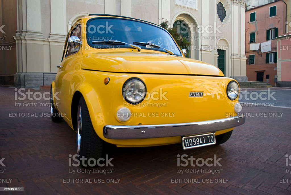 Auto classiche - foto stock