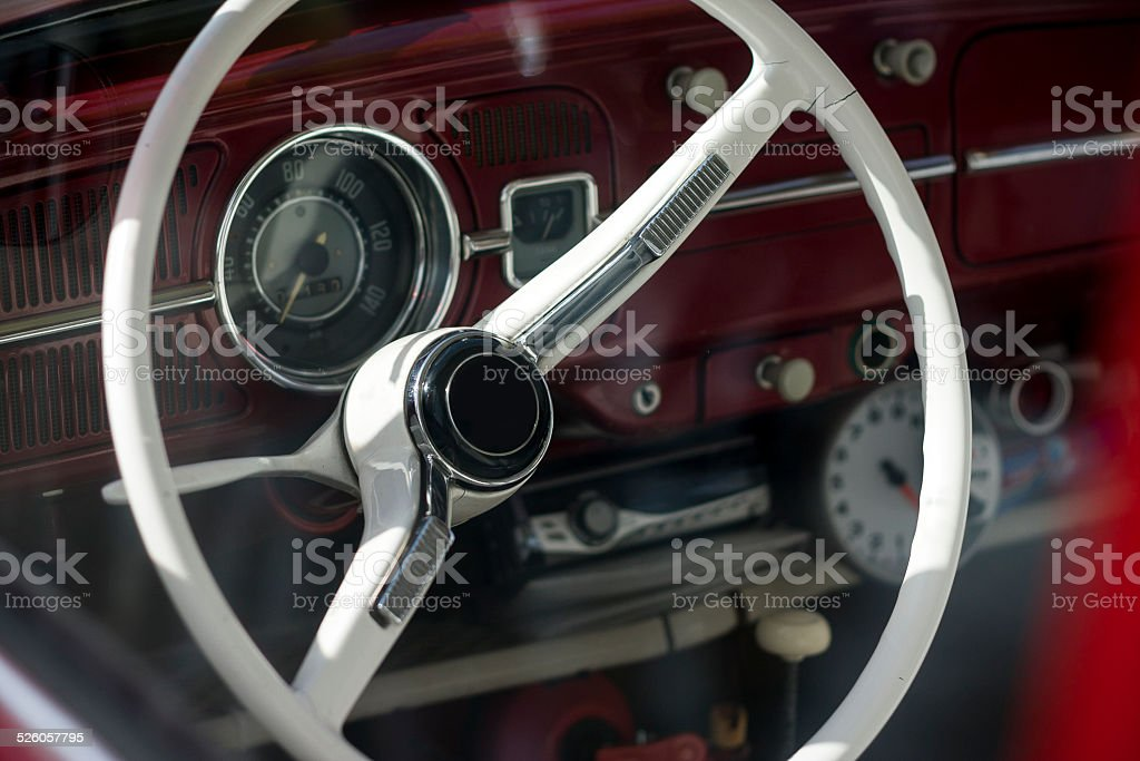 Classic Car stock photo
