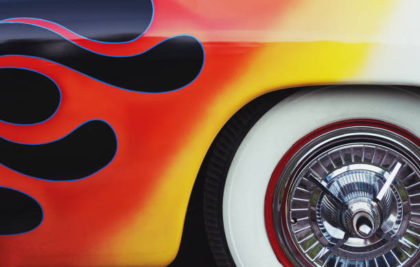 classic car - classic cars stock photos and pictures