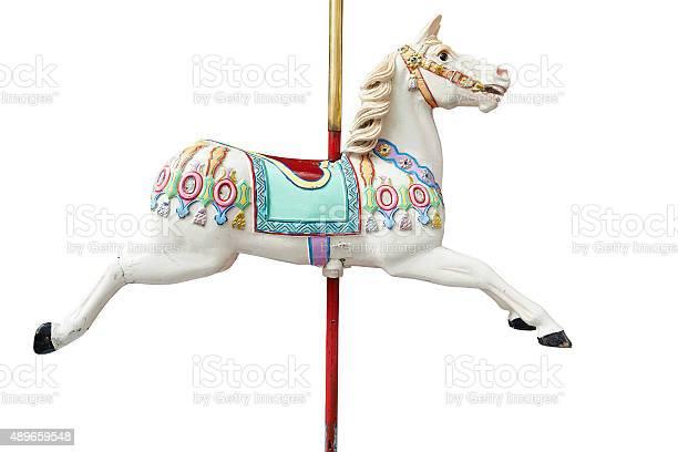 Photo of Classic carousel horse