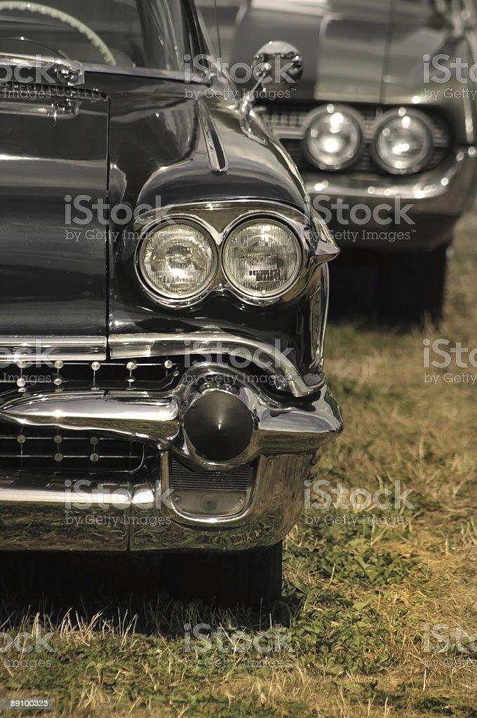Классические автомобилей Стоковые фото Стоковая фотография