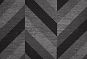 Classic chevron pattern background, grunge canvas texture, hi res