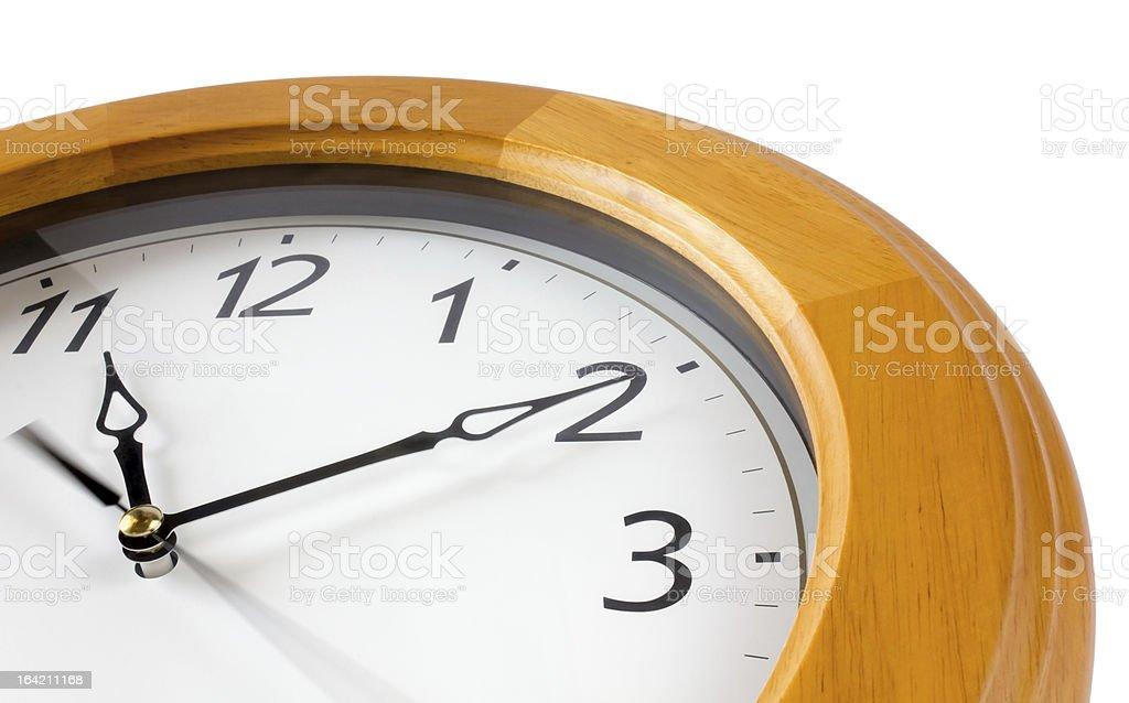 Classic Clock royalty-free stock photo