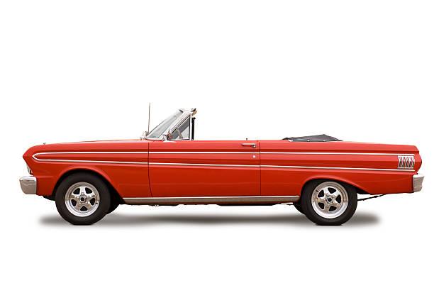 klassische fixierbaren ärmeln - alten muscle cars stock-fotos und bilder