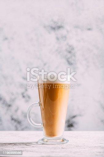 Classic Cup of Coffee Latte