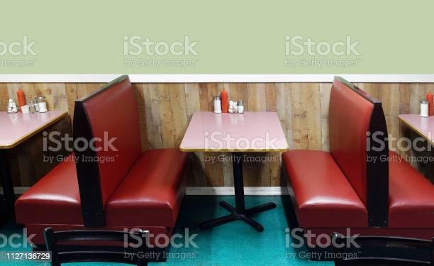 Classic diner booths picture id1127136729?b=1&k=6&m=1127136729&s=612x612&h=8pchvgz4uix7tnjfi3nfr6r8ksvheesaak qlzqlr54=