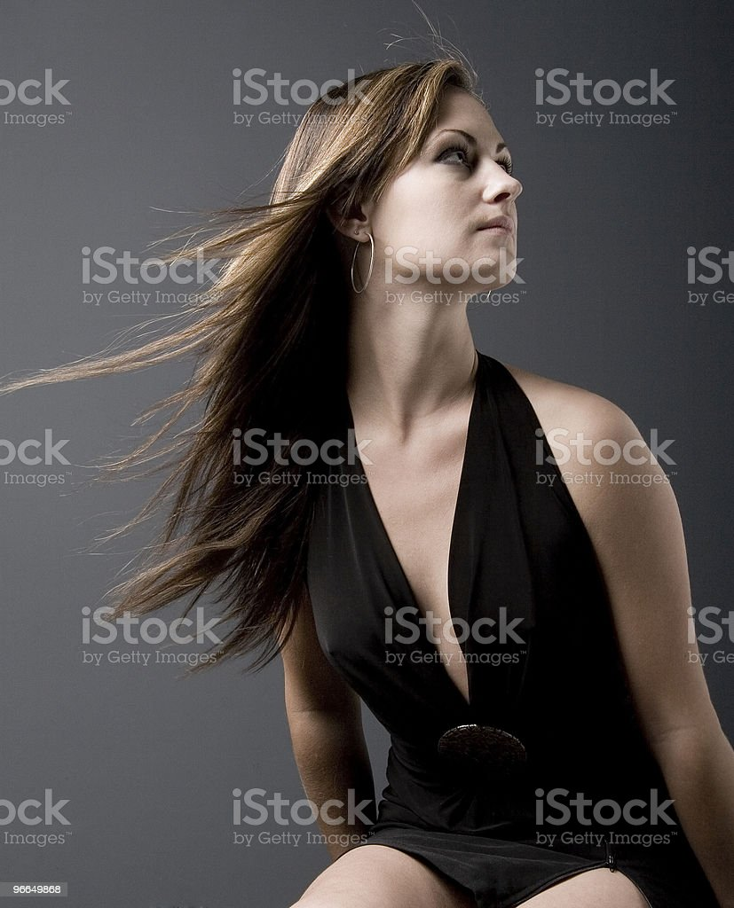 classic fashion stock photo